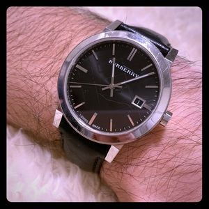 Burberry Swiss Made Watch BU9009
